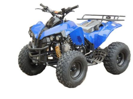 Квадроцикл Bombardir 125cc цена