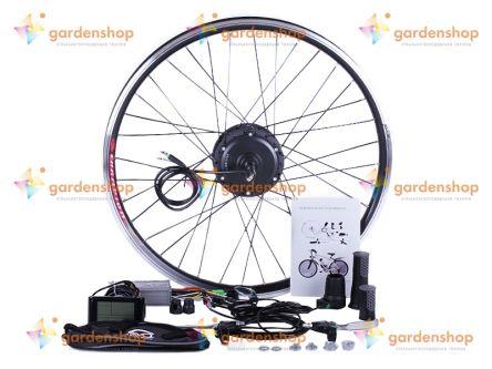 Велонабор колесо переднее 28 (с дисплеем) 350W цена- Фото №1