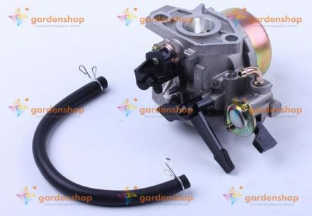Карбюратор (без электроклапана) - на двигатель 177F (VM008-177F)
