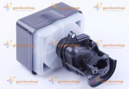 Фильтр воздушный (с масляной ванной) - на двигатель 177F цена