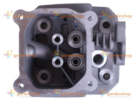 Фото - Головка цилиндра (голая) - на двигатель P65F (ZS)- Фото №3