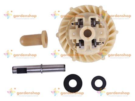 Шестерня регулятора оборотов - на двигатель P65F (ZS), P70F (ZS) (VV087-P70F)- Фото №2