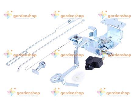 Механизм управления дроссельной заслонкой - на двигатель P70F цена- Фото №1