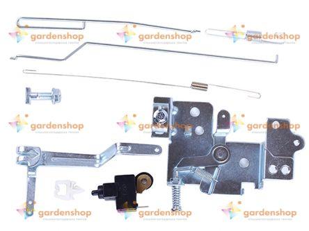 Механизм управления дроссельной заслонкой - на двигатель P70F (VV035-P70F)- Фото №2