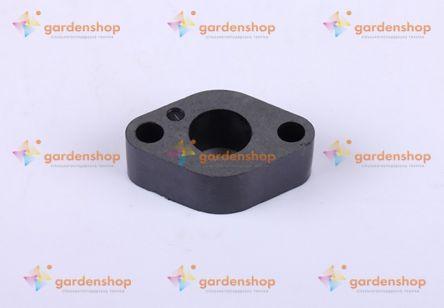 Прокладка карбюратора (текстолит) - 156F цена- Фото №1