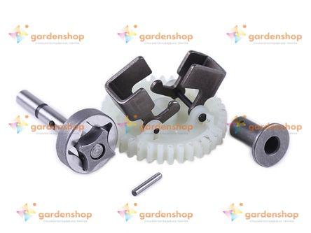 Масляный насос с приводной шестерней ограничения оборотов - 170D цена