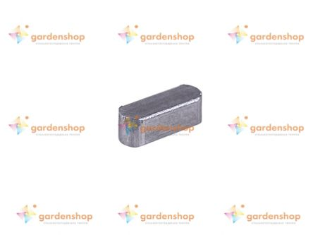 Шпонка коленвала (под маховик) - 188D цена