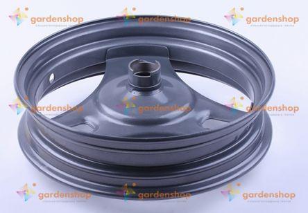 Диск передний стальной, дисковый тормоз - Suzuki 50 цена- Фото №1