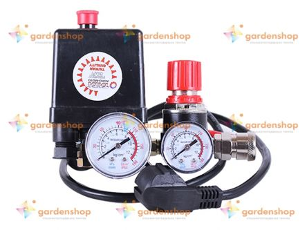 Прессостат в сборе (блок автоматики) - К42 - Compressor цена- Фото №1