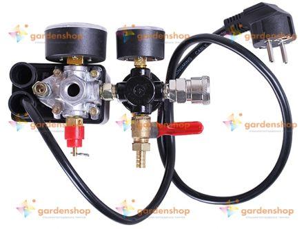 Фото - Прессостат в сборе (блок автоматики) - К42 - Compressor- Фото №3