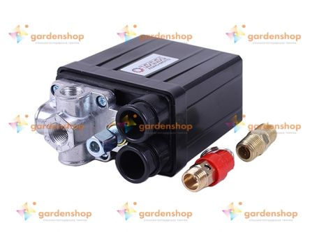 Прессостат (блок автоматики) - К47 - Compressor цена- Фото №1