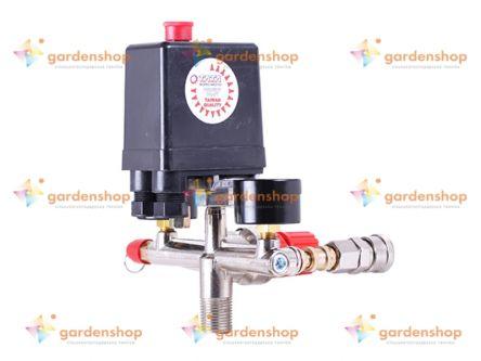 Автоматика для компрессора 220 вольт (тип 1) Compressor (KS-065)- Фото №2