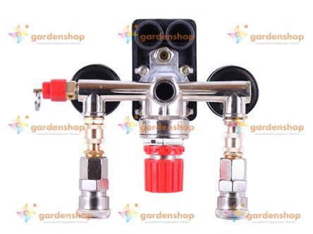 Фото - Автоматика для компрессора в сборе 220 вольт, 2 выхода (тип 1) - Compressor- Фото №3