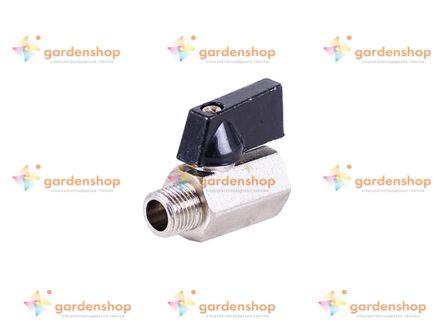 Воздушный кран компрессора 1/4*1/4 - Compressor цена- Фото №1