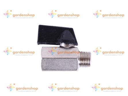 Фото - Воздушный кран компрессора 1/4*1/4 - Compressor- Фото №3