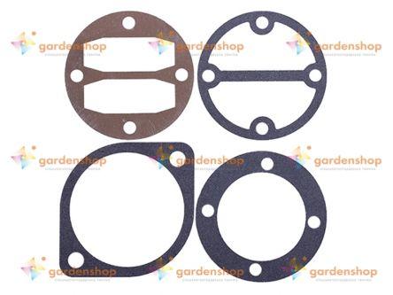 Прокладки для компрессора тип 2, к-т: 4 шт. - Compressor цена- Фото №1