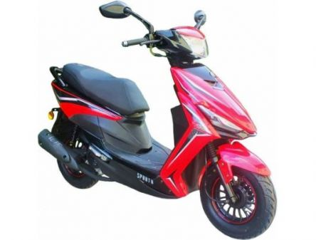 Скутер SPARTA Jog 80 цена- Фото №1