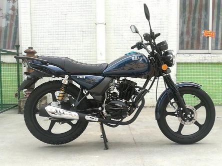 Мотоцикл Sparta Wolf 150 (gs-7850)- Фото №2