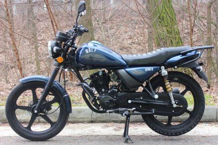 Фото - Мотоцикл Sparta Wolf 150- Фото №3