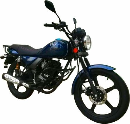 Мотоцикл Sparta Wolf 150 цена- Фото №1