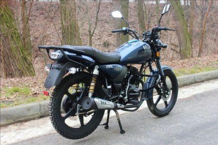 Фото - Мотоцикл Sparta Wolf 150- Фото №4