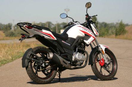 Мотоцикл skybike ATOM II 200  (QM170-9)- Фото №2