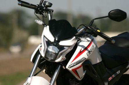 Фото - Мотоцикл skybike ATOM II 200 - Фото №3
