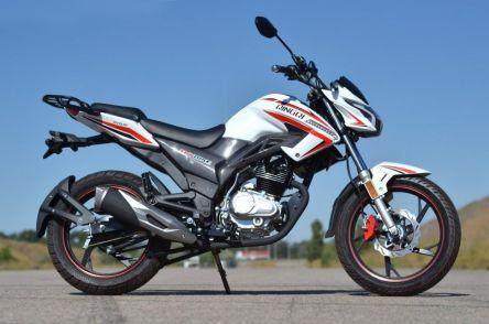 Фото - Мотоцикл skybike ATOM II 200 - Фото №4