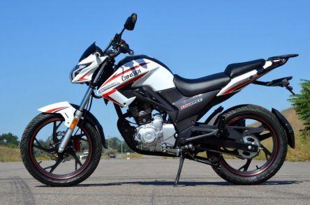 Фото - Мотоцикл skybike ATOM II 200 - Фото №5
