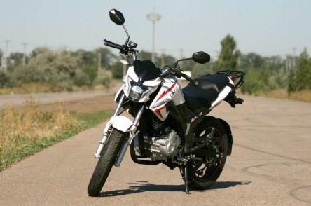 Фото - Мотоцикл skybike ATOM II 200 - Фото №7