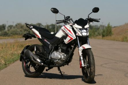 Фото - Мотоцикл skybike ATOM II 200 - Фото №8