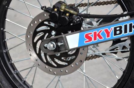 Фото - Мотоцикл Skybike CRX 250 (21-18)- Фото №4