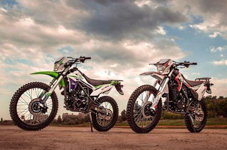 Фото - Мотоцикл Skybike CRX 250 (21-18)- Фото №5