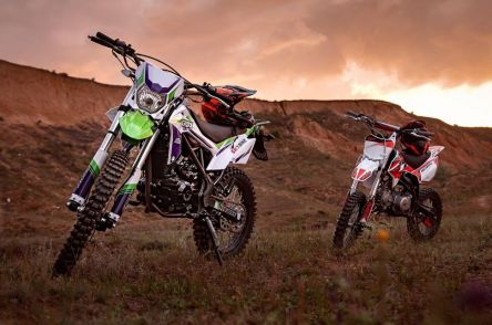 Фото - Мотоцикл Skybike CRX 250 (21-18)- Фото №6