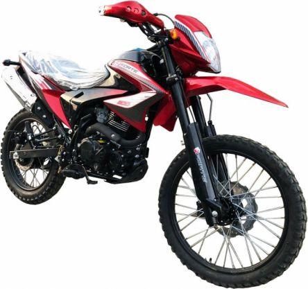 Мотоцикл FORTE FT200GY-C5B  цена- Фото №1