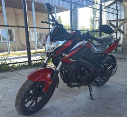 Фото - Мотоцикл FORTE FT300-C5C - Фото №3