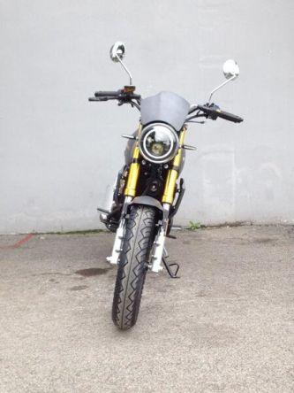 Фото - Мотоцикл FORTE FT300-CXC - Фото №3