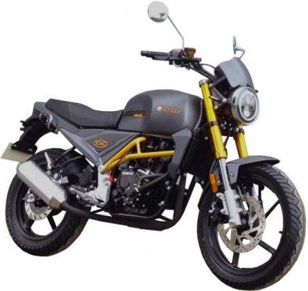 Мотоцикл FORTE FT300-CXC  цена- Фото №1