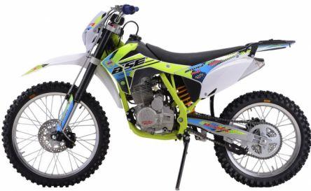 Фото - Мотоцикл BSE J3D ENDURO- Фото №3
