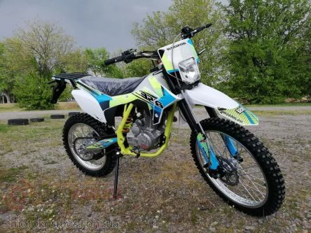 Фото - Мотоцикл BSE J3D ENDURO- Фото №5