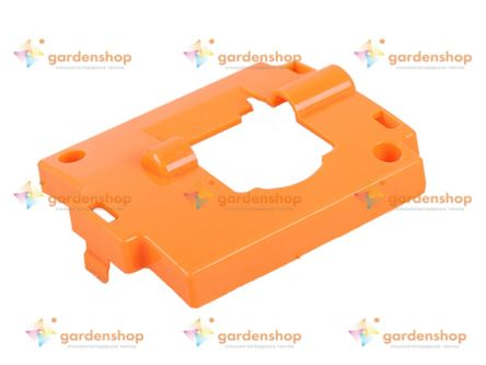 Пластиковая крышка горловины (под один бункер) - SA цена- Фото №1