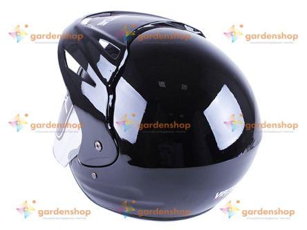Шлем MD-705H черный L VIRTUE (HM-018)- Фото №2