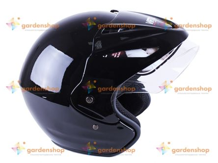 Фото - Шлем MD-705H черный size L - VIRTUE- Фото №3