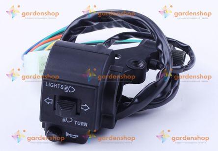 Переключатель левый - СВ-125/150 цена- Фото №1