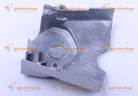 Крышка двигателя левая вилка (метал) Дельта/Альфа (TA-072-DELTA)- Фото №2