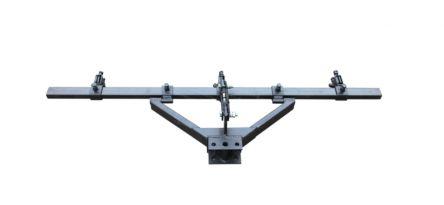 Сцепка двойная удлинённая мототрактора (СЦ33) цена- Фото №1