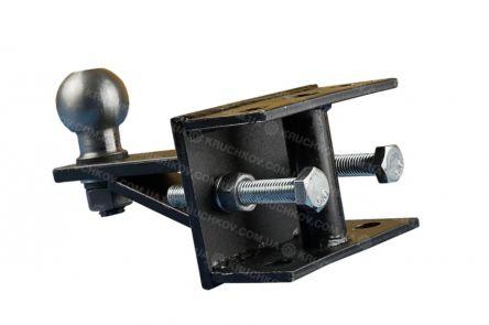 Переходной сцепной узел мототрактора под автомобильный прицеп (СЦ38) цена- Фото №1