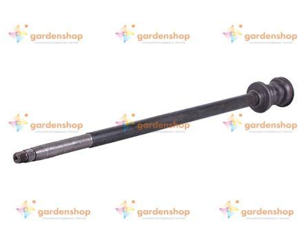 Вал рулевого механизма L-580mm (с подшипником) - DongFeng 354/404 (TA-181-Dongfeng)- Фото №2