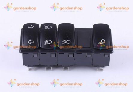 Блок переключателей комплект Jinma 244 цена- Фото №1