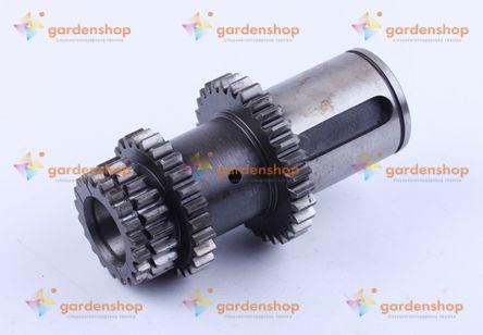 Шестерня 1/3 передачи L-157mm, Z-20/26/31 Xingtai 224/244 цена- Фото №1